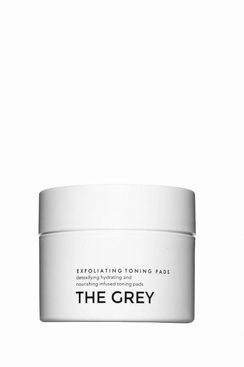 THE GREY Men's Skincare Exfoliating Toning Pads