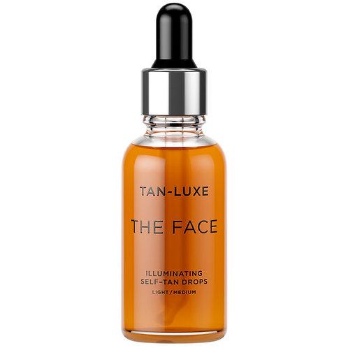 TAN-LUXE The Face Light/Medium