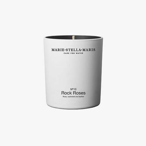 Rock Roses Luxurious Candle