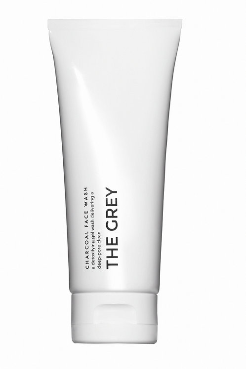 THE GREY Men's Skincare Charcoal Face Wash