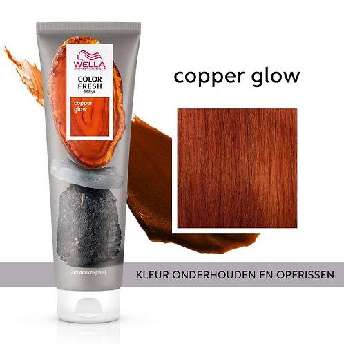 Wella Color Fresh Mask Copper Glow
