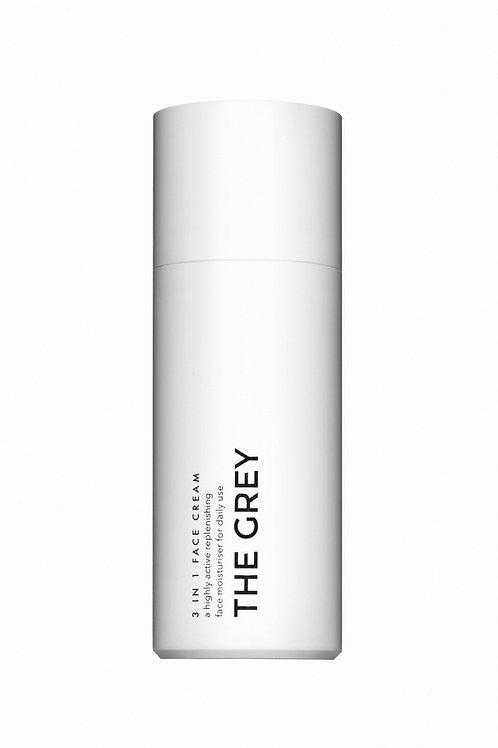 THE GREY Men's Skincare 3 in 1 Face Cream