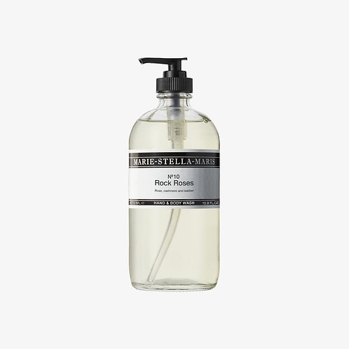Rock Roses Hand & Body Wash