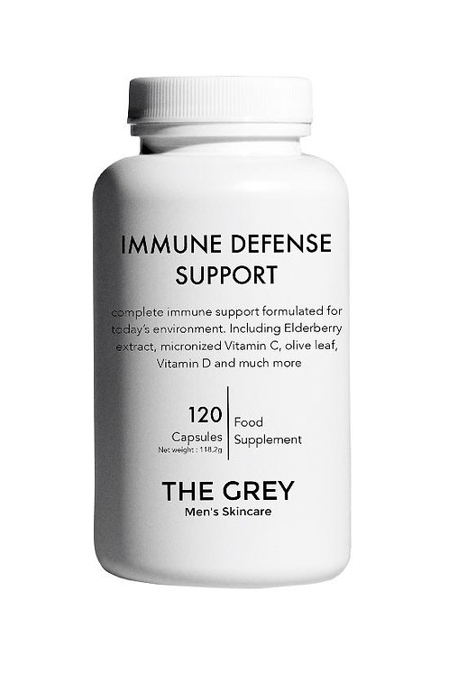 THE GREY Skin Care Immune Defense Support