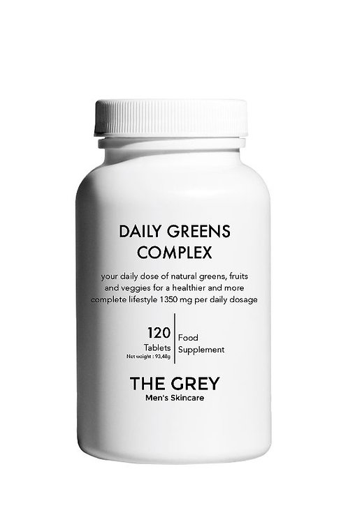 THE GREY Skin Care Daily Greens Complex