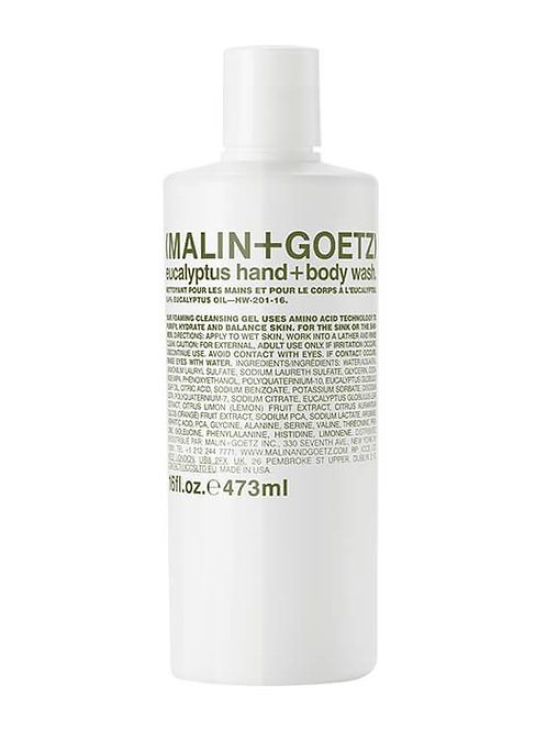 Malin+Goetz Eucalyptus Hand+Body Wash