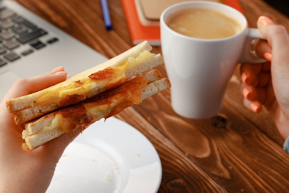 Make the most of your lunch hours while working from home