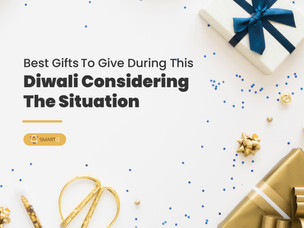 Best gifts to give during this Diwali considering the situation