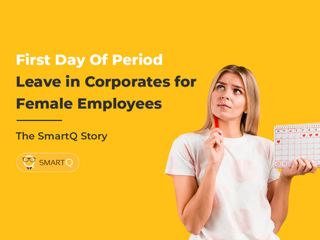 First Day Of Periods Leave in Corporates for female employees-