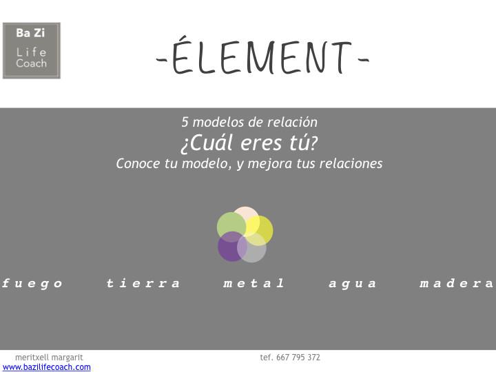 ESCOLA EMOCIONAL ELEMENT