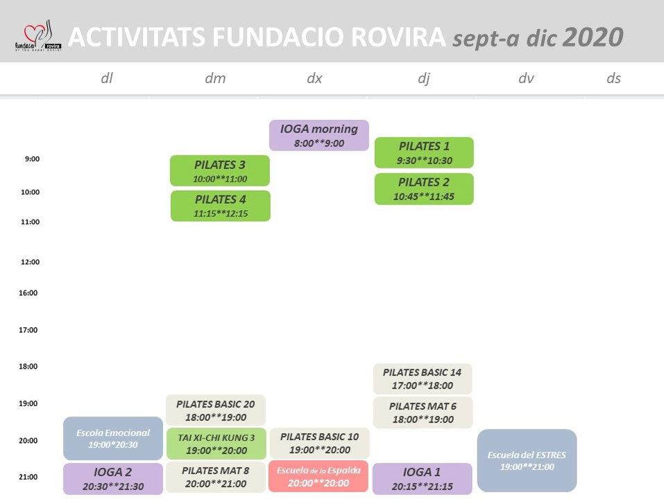 HORARIOS ACTIVIDADES 2020_mayo ONLINE_we
