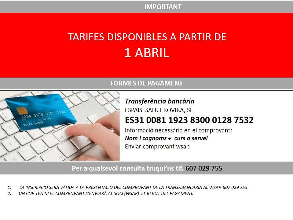 TARIFAS FUNDACION _2021_imagen web.pptx.