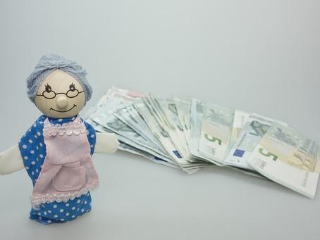 Что делать, если Ваша пенсия меньше чем прожиточный минимум?