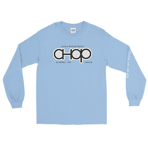 Chop Papers Long Sleeve Shirt
