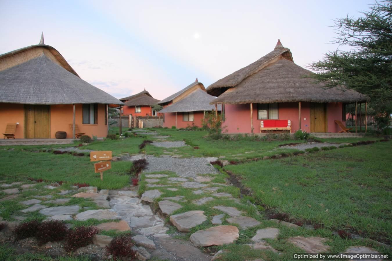 african resort002