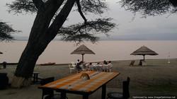 Luxury Beachside Restaurant