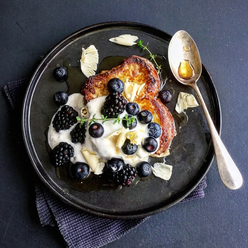 challa french toast