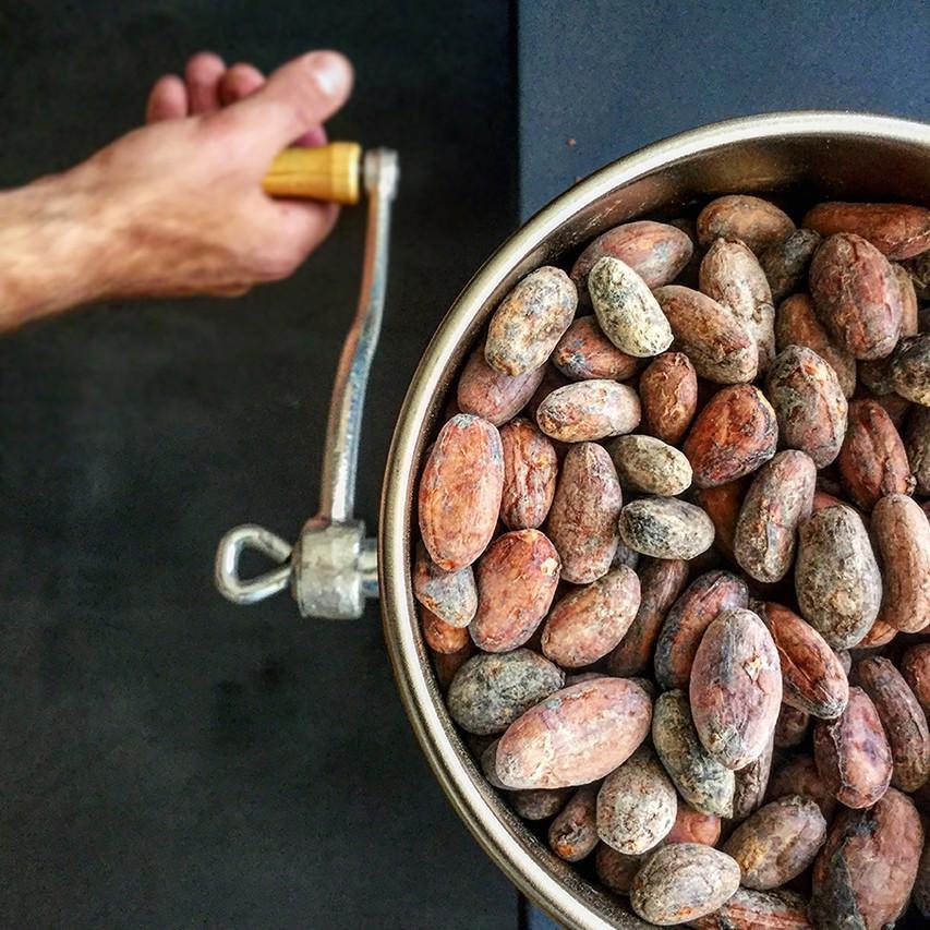 wild chocolate - single origin brew