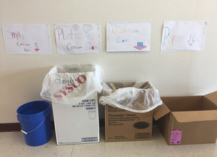 4th Grade Recycle Station Now Available