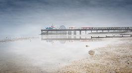 Misty Morning in Herne Bay