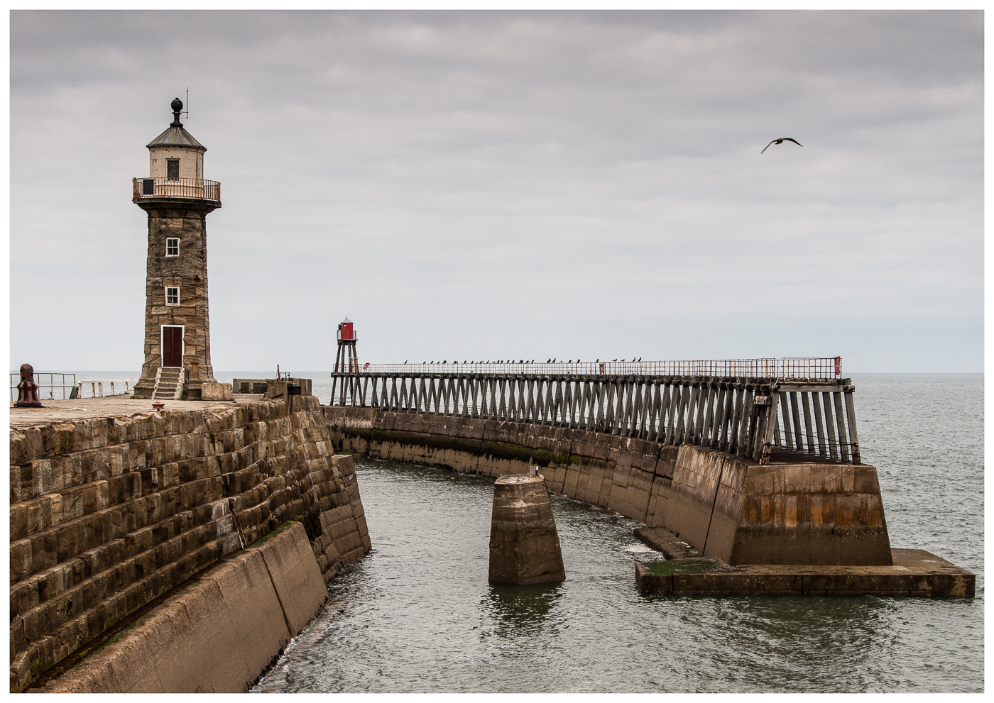 East Pier, Whitby