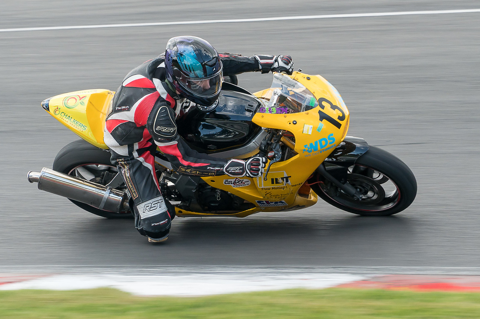 Motorbike Racing Brands Hatch