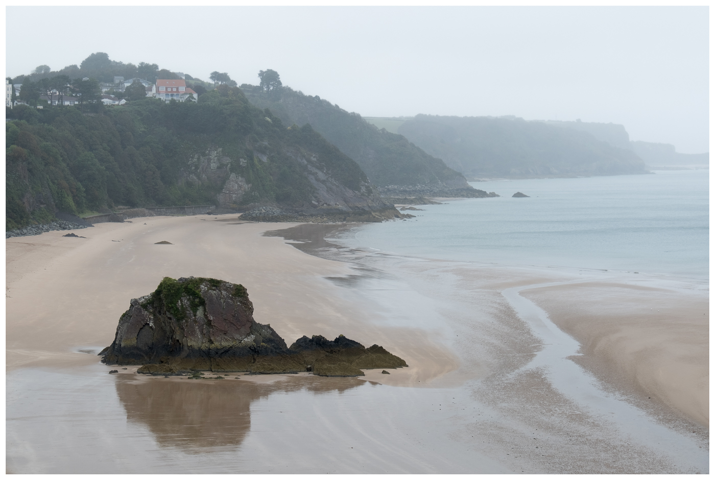 Misty Morning in Tenby