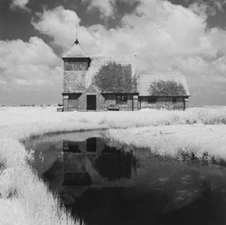 Fairfield Church (Infra Red)