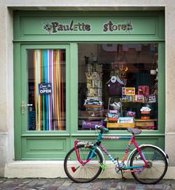 Paulette's Bike Store