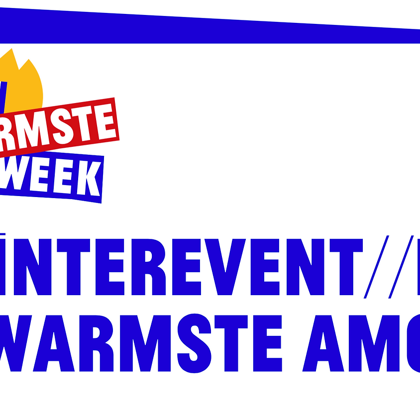 WINTEREVENT // De Warmste AMOK
