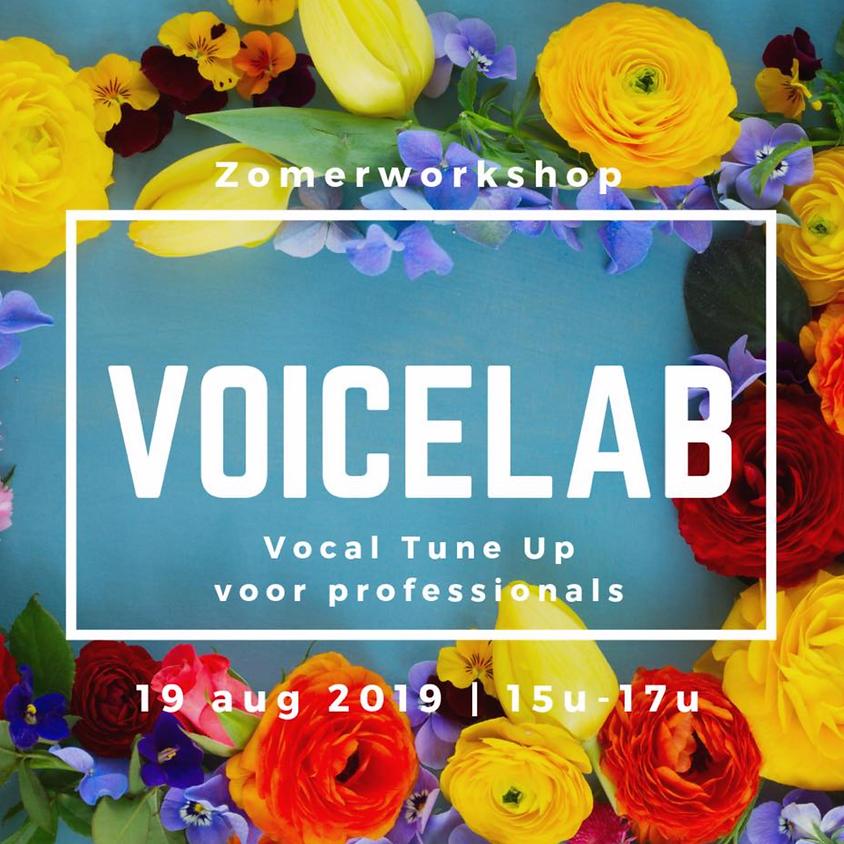 ZOMEREDITIE VOICELAB // Fast Vocal Upgrade voor professionals