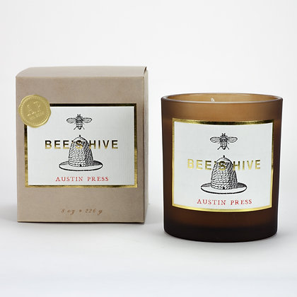 Bee's Hive Candle