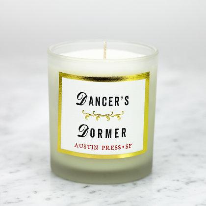 Dancer's Dormer Candle