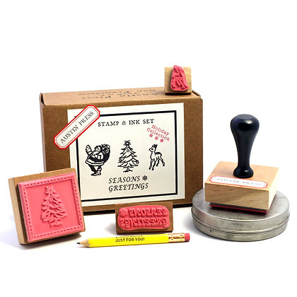 Holiday Stamp Set