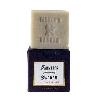 Farmer's Garden Soap