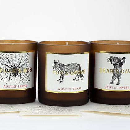 Animal Sanctum Candle Testers