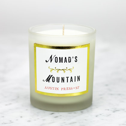 Nomad's Mountain Candle