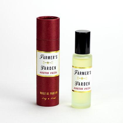 Farmer's Garden  Perfume Oil