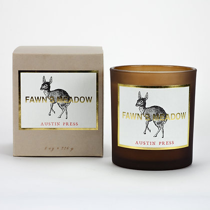 Fawn's Meadow Candle