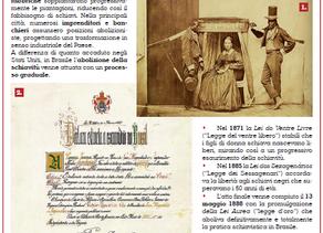 L'abolizione della schiavitù in Brasile
