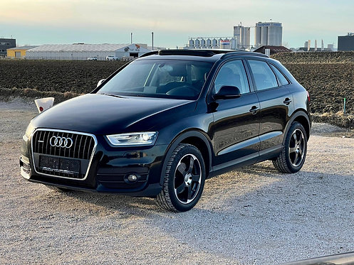 Audi Q3 2,0 TFSI quattro