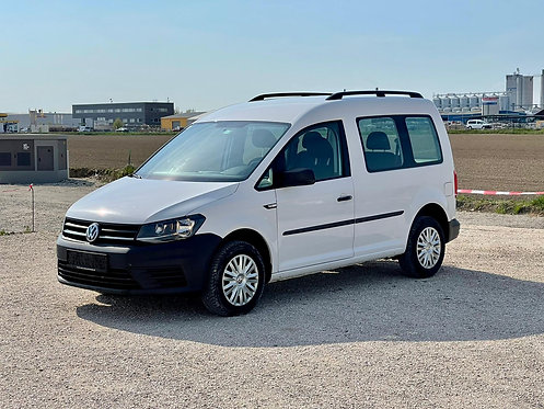VW Caddy PKW Conceptline BMT TDI