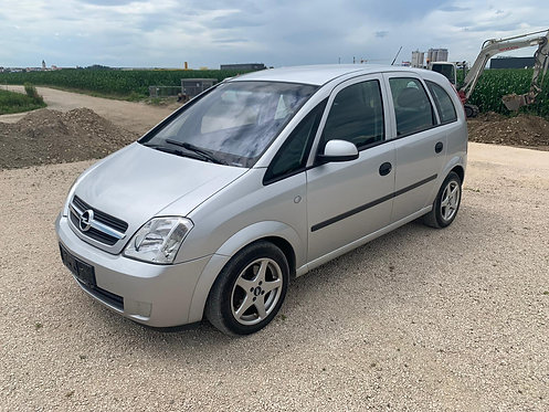 Opel Meriva 1,7 DTI