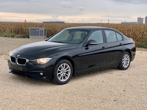 BMW 318d Lim. Advantage Automatik