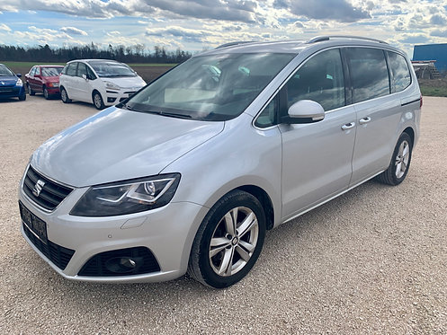 Seat Alhambra Executive Plus 2,0