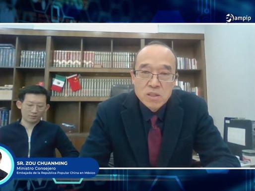 México: en la mira de inversiones de China