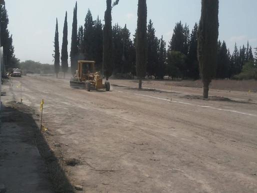 Inicia Cactus Valley urbanización del Parque Industrial en Parras