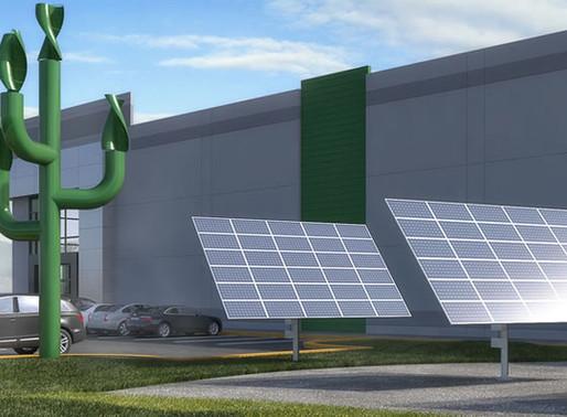 Tienen parques industriales nuevos retos sustentables