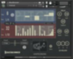 WaveSkimmer Front Panel GUI