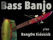 bass banjo instrument